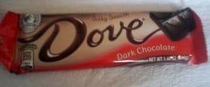Dove Dark Chocolate Package