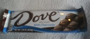 Dove Milk Chocolate Package