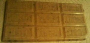 Hersheys Cookies and Cream Bar