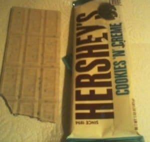 Hershey's Cookies and Cream