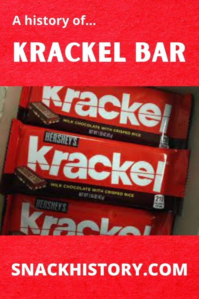 Krackel Bar