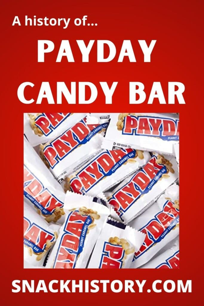 PayDay Candy Bar