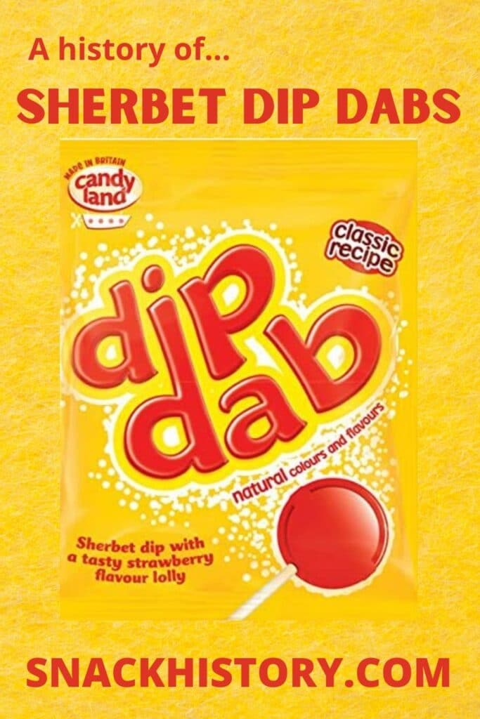 Sherbet Dip Dabs