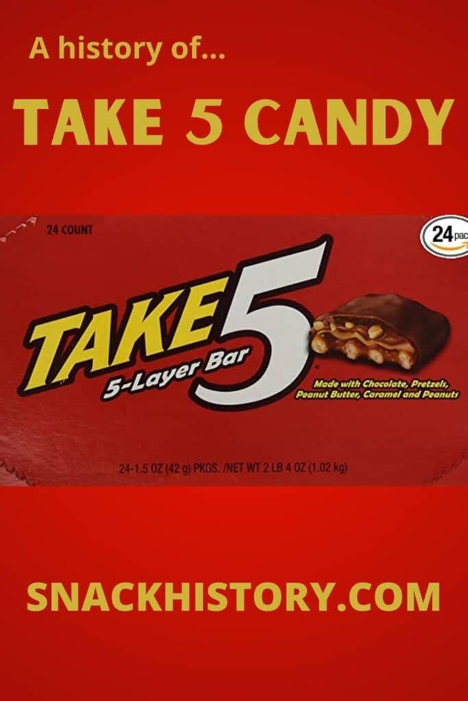 Take 5 Candy