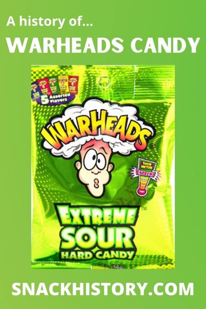 Warheads Candy